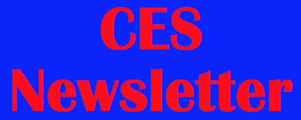 CES Newsletter - May 30, 2019