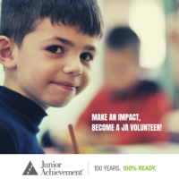 Junior Achievement Volunteer Opportunity