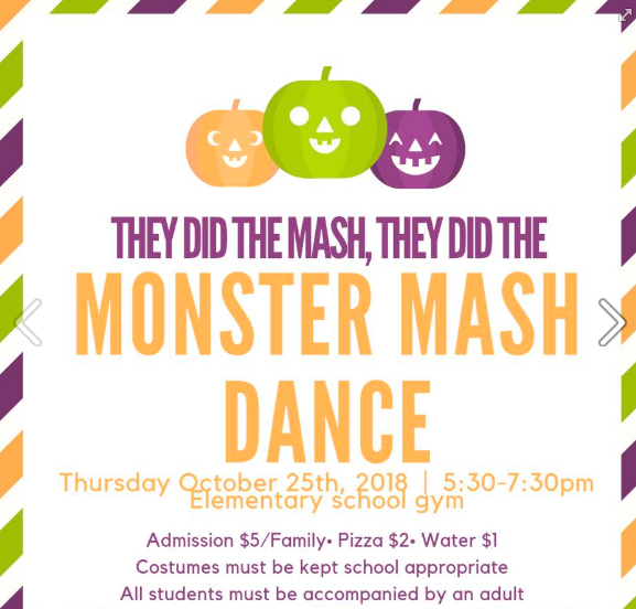 Monster Mash Dance Tonight